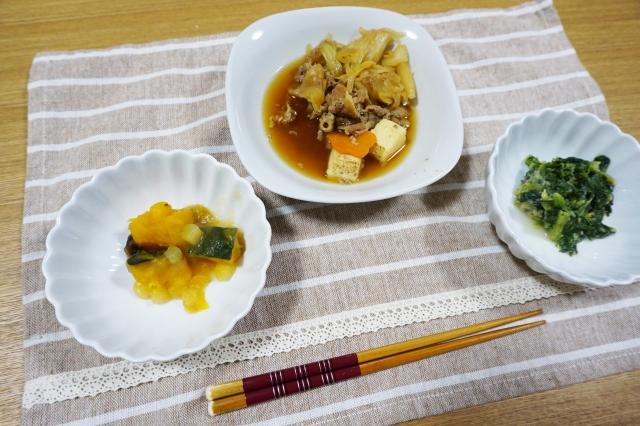 高齢者の食事