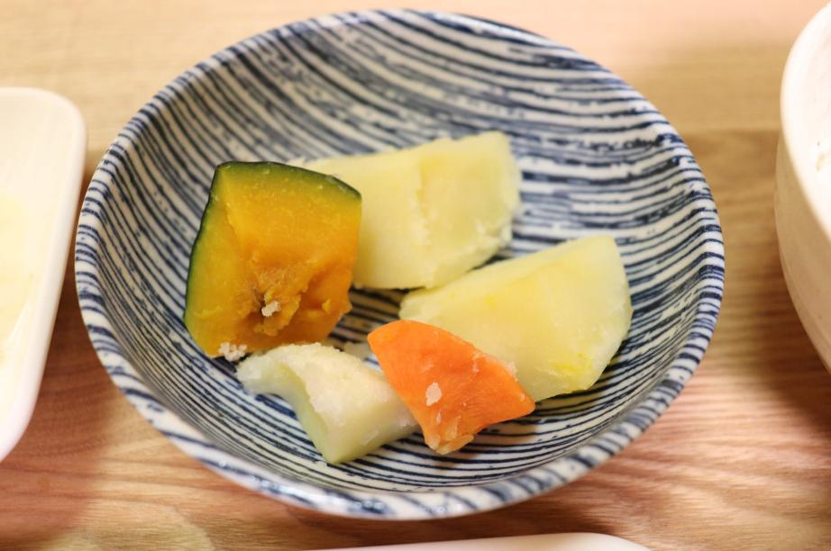 洋風温野菜