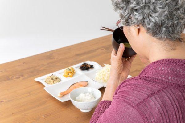 介護食としても利用されているウェルネスダイニングの宅配食